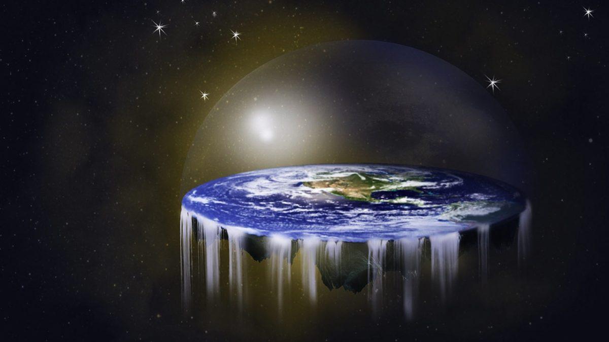 Flache Erde- Globustheorie ist nicht nachweisbar